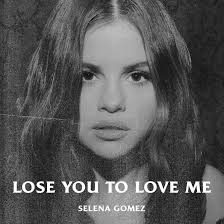 Image result for lose you to love me album cover