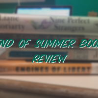 End Of Summer Book Review